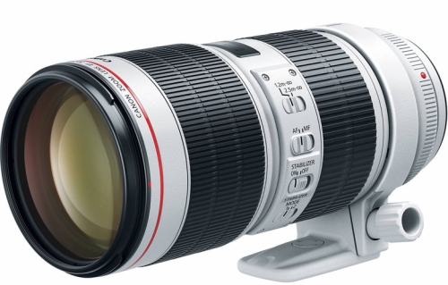 Canon EF 70-200mm f/2,8L IS III USM + FILTR UV GRATIS