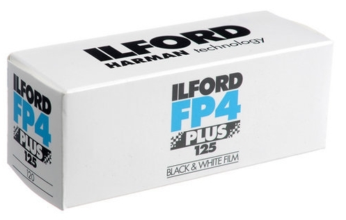 Film ILFORD FP4 Plus 125/120