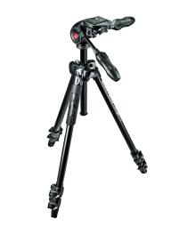 Manfrotto statyw 290 Light z głowicą 3D