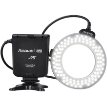 APUTURE Lampa pierścieniowa LED Amaran Halo HN100 ( Nikon )