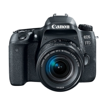 Canon EOS 77D + EF-S 18-55 mm f/4-5.6 IS STM